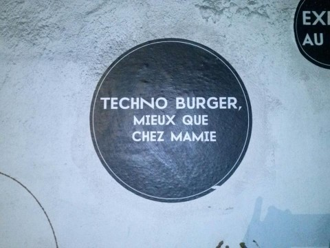 Techno Burger